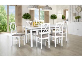 Zestaw stół Wenus 2 + 6 krzeseł Nilo 11